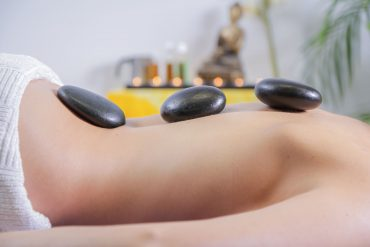 Thai massage aligns the energies of the body.